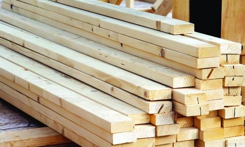 xuất khẩu gỗ xẻ thanh