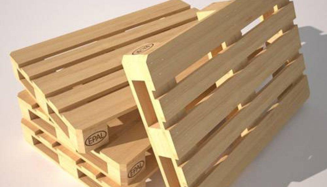 xuất khẩu pallet gỗ