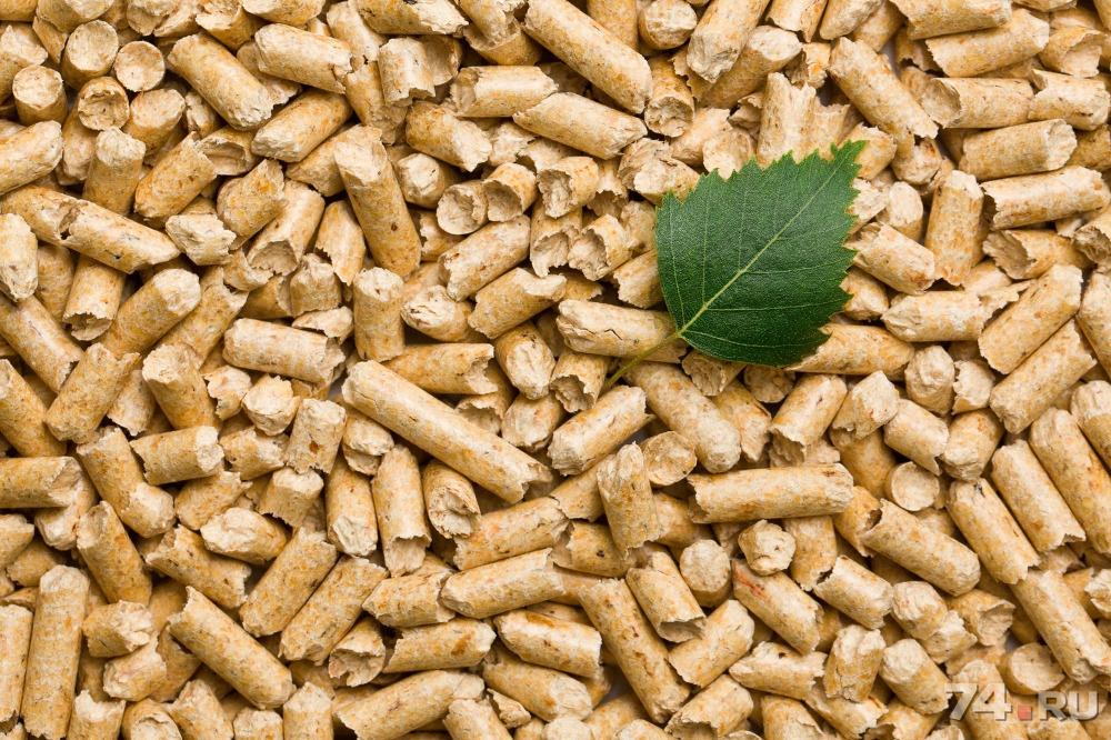 xuất khẩu viên gỗ nén