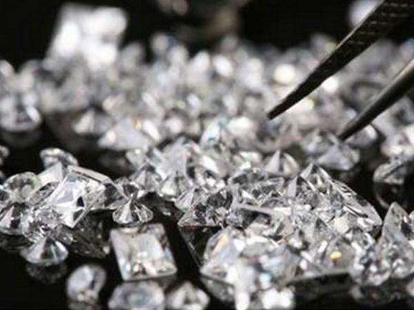 nhập khẩu kim cương