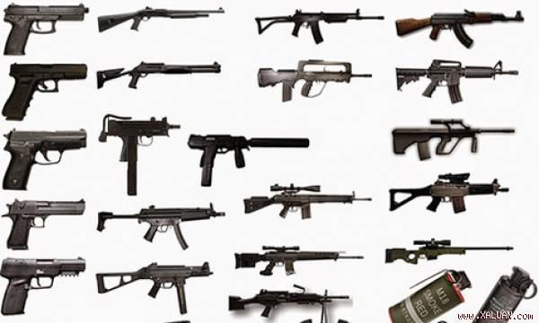 nhập khẩu vũ khí