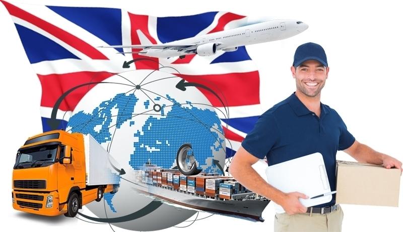 vận chuyển bao thuế Anh (UK) Việt