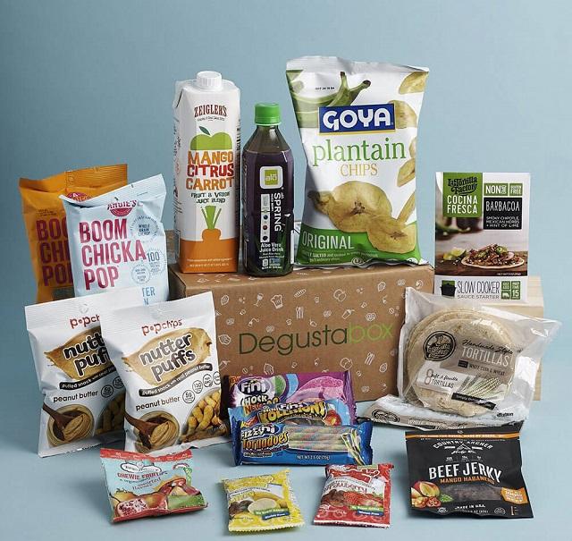 Bao bì thực phẩm sử dụng để chứa đựng và bảo quản hàng hóa