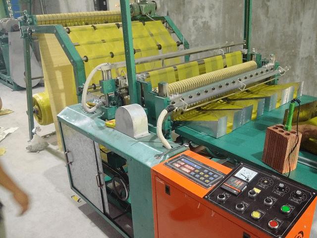 Các loại máy cắt màng túi, màng nhựa nhập khẩu có rất nhiều ưu điểm vượt trội