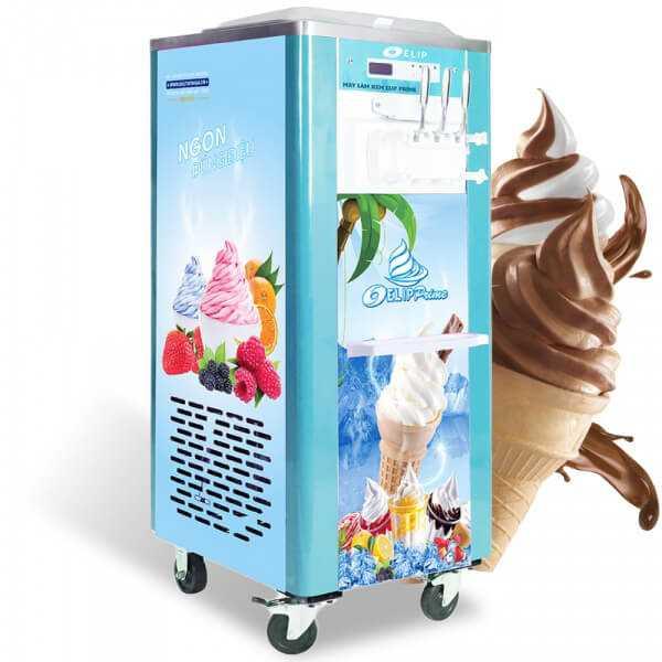 Đóng thuế nhập khẩu là bắt buộc khi nhập khẩu máy làm kem