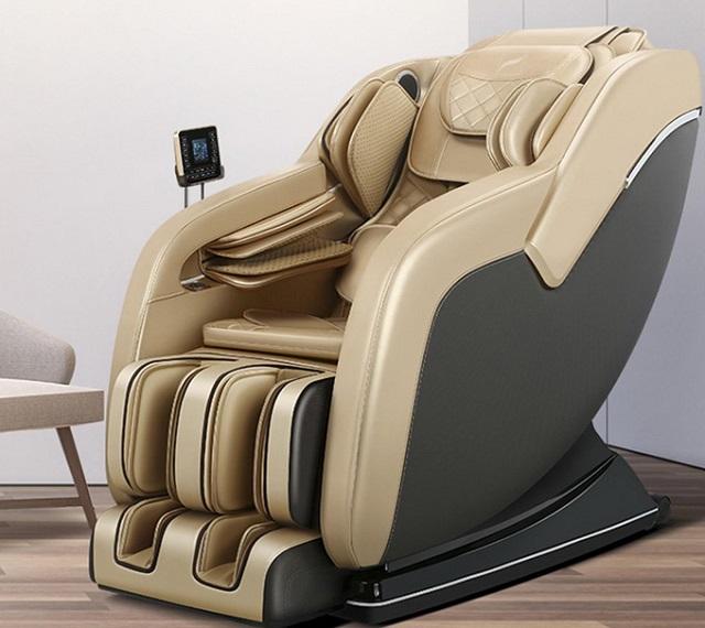 Ghế massage có thể tiêu tốn một khoảng diện tích không nhỏ trong phòng