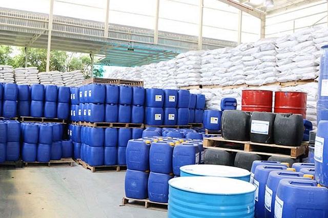 Hóa chất được dùng trong nhiều lĩnh vực ngành nghề