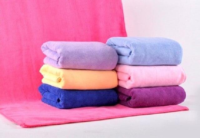 Khăn mặt, khăn tắm xuất khẩu sang nước ngoài được phân thành hai loại có ưu nhược riêng
