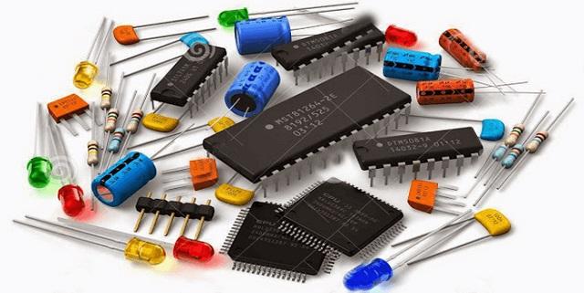 Linh kiện điện tử là một phần không thể thiếu trong các mạch điện