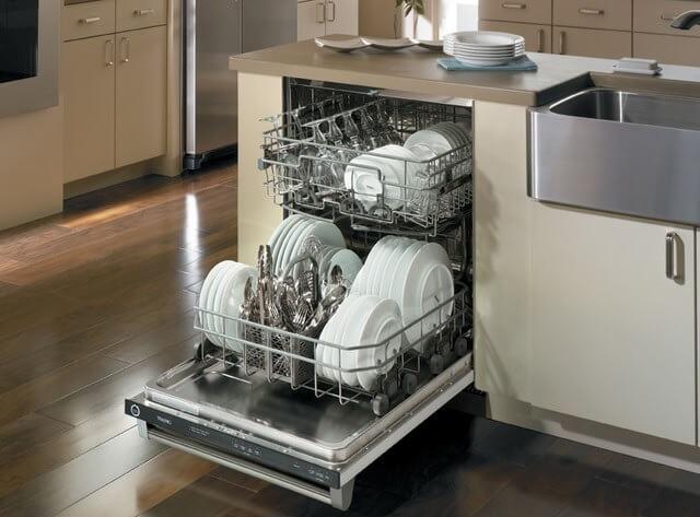 Máy rửa bát đĩa nhập khẩu không phải là mặt hàng thuộc diện quản lý chuyên ngành