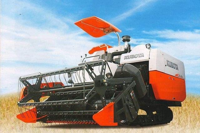 Nhập khẩu máy nông nghiệp cũ cần tiến hành giám định hàng hóa
