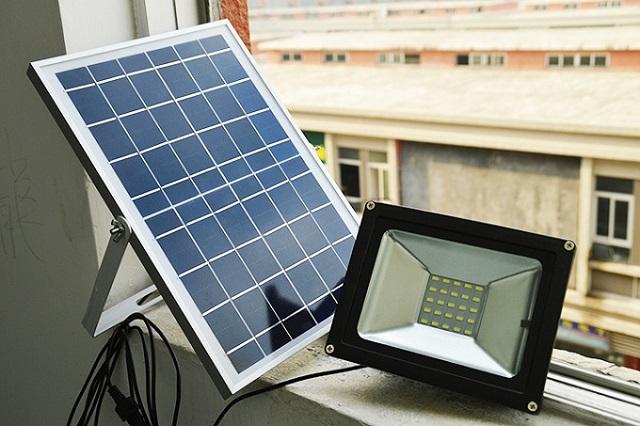 Nhu cầu sử dụng đèn led năng lượng mặt trời ngày càng tăng cao