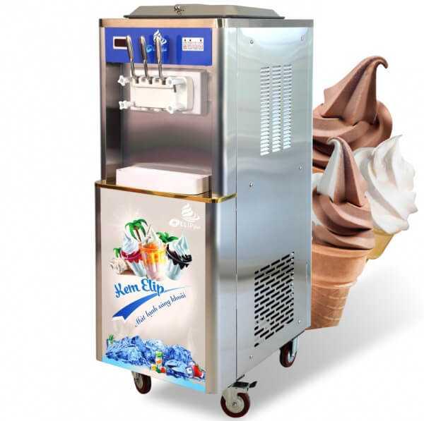 Thủ tục nhập khẩu máy làm kem như các loại hàng hóa thông thường khác