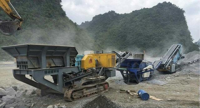 Thủ tục nhập khẩu máy nghiền đá quan trọng nhất là hồ sơ hải quan