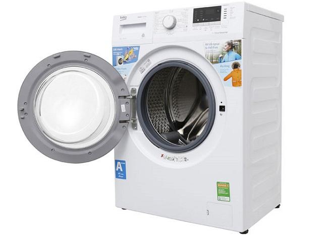 Với công nghệ hiện đại máy giặt giúp việc giặt quần áo trở nên nhẹ nhàng, hiệu quả