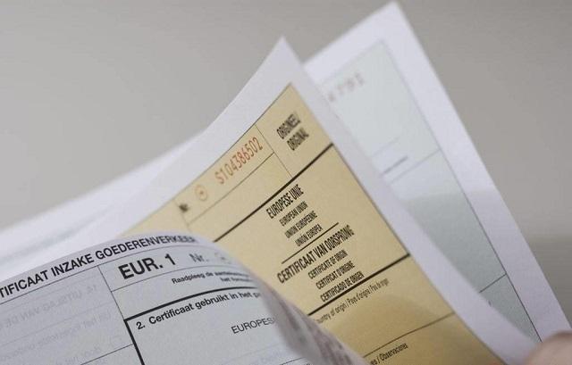 Đầy đủ các hồ sơ khi thông hành các đơn hàng nhập khẩu