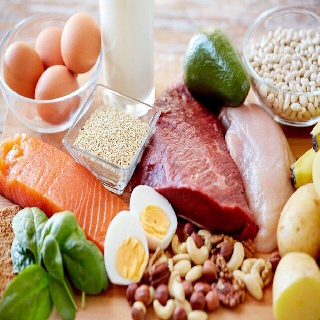Thực phẩm tươi sống luôn giữ được chất dinh dưỡng ban đầu